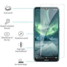 Протектор от закалено стъкло за дисплей за Nokia 7.2 / 6.2