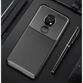 Силикон гръб Carbon за Nokia 7.2 / 6.2