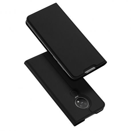 Луксозен кожен калъф за Nokia 7.2 / 6.2