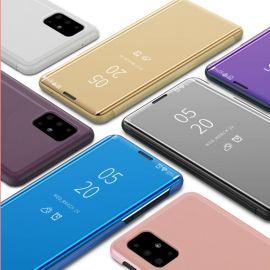Калъф тефтер Mirror Surface за Samsung Galaxy A51