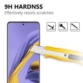 Протектор от закалено стъкло за Samsung Galaxy A71