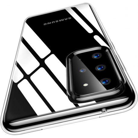 Ултра слим силиконов гръб за Samsung Galaxy S20+ Plus