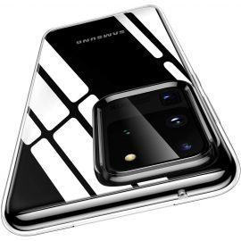 Ултра слим силиконов гръб за Samsung Galaxy S20 Ultra