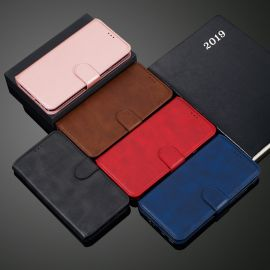 Кожен калъф хоризонтален за Samsung Galaxy A51