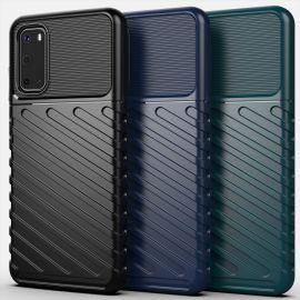 Силикон гръб Thunder за Samsung Galaxy S20