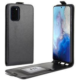 Кожен калъф вертикален флип за Samsung Galaxy S20