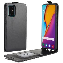 Кожен калъф вертикален флип за Samsung Galaxy S20+ Plus