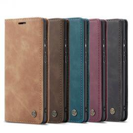Луксозен кожен калъф CaseMe за Samsung Galaxy S20 Ultra