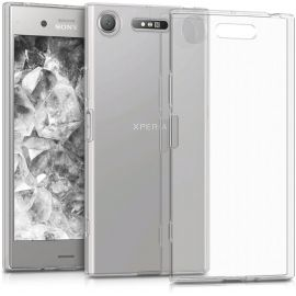Ултра слим силиконов гръб за Sony Xperia XZ1