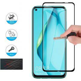 3D Full протектор за целия дисплей от закалено стъкло за Huawei P40 Lite