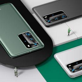 Ултра слим силиконов гръб Baseus Air за Huawei P40 Pro