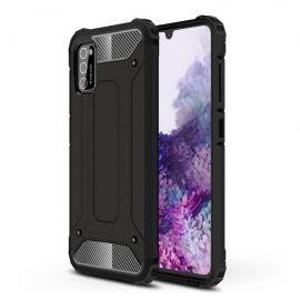Противоударен калъф Metal Carbon за Samsung Galaxy A41