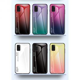 Стъклен хибриден кейс за Samsung Galaxy A41