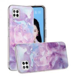 Силиконов гръб шарен за Huawei P40 Lite