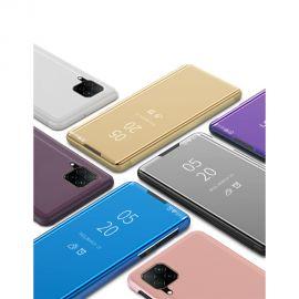 Калъф тефтер Mirror Surface за Huawei P40 Lite