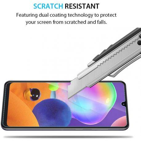 Протектор от закалено стъкло за Samsung Galaxy А31