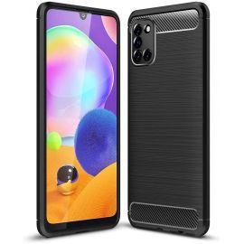 Силикон гръб Carbon за Samsung Galaxy A31
