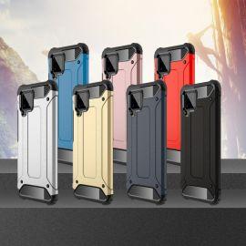 Противоударен калъф Metal Carbon за Samsung Galaxy A42 5G