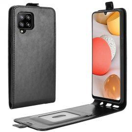Кожен калъф вертикален флип за Samsung Galaxy A42 5G