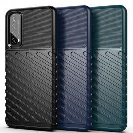 Силикон гръб Thunder за Huawei P Smart (2021)