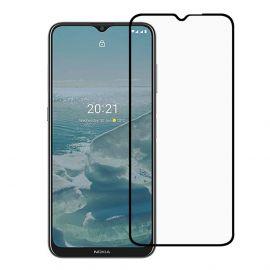 3D Full протектор за целия дисплей от закалено стъкло за Nokia G10 / G20