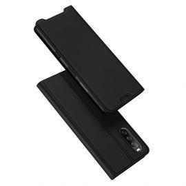 Луксозен кожен калъф за Sony Xperia 10 III