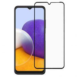 Протектор за целия дисплей от закалено стъкло за Samsung Galaxy A22 4G