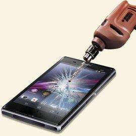 Протектор от закалено стъкло за дисплей за Sony Xperia Z1