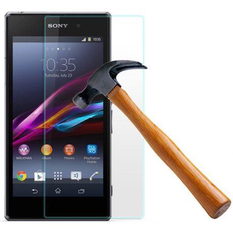 Протектор от закалено стъкло за Sony Xperia Z1 Compact