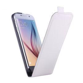 Кожен калъф вертикален флип за Samsung Galaxy S6 G920