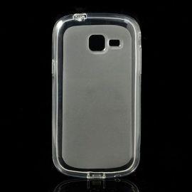 Матов TPU силиконов гръб за Samsung Galaxy Trend Lite / Fresh S7390