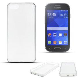 Ултра слим силиконов гръб за Samsung Galaxy Trend 2 G313