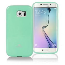 Силиконов гръб Mercury Glittery Powder за Samsung Galaxy S6 Edge