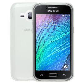 Ултра слим силиконов гръб за Samsung Galaxy J1